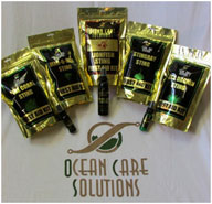 Ocean Care Solutions family of products